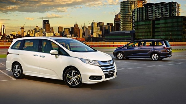 Honda Odyssey 2.4CVT