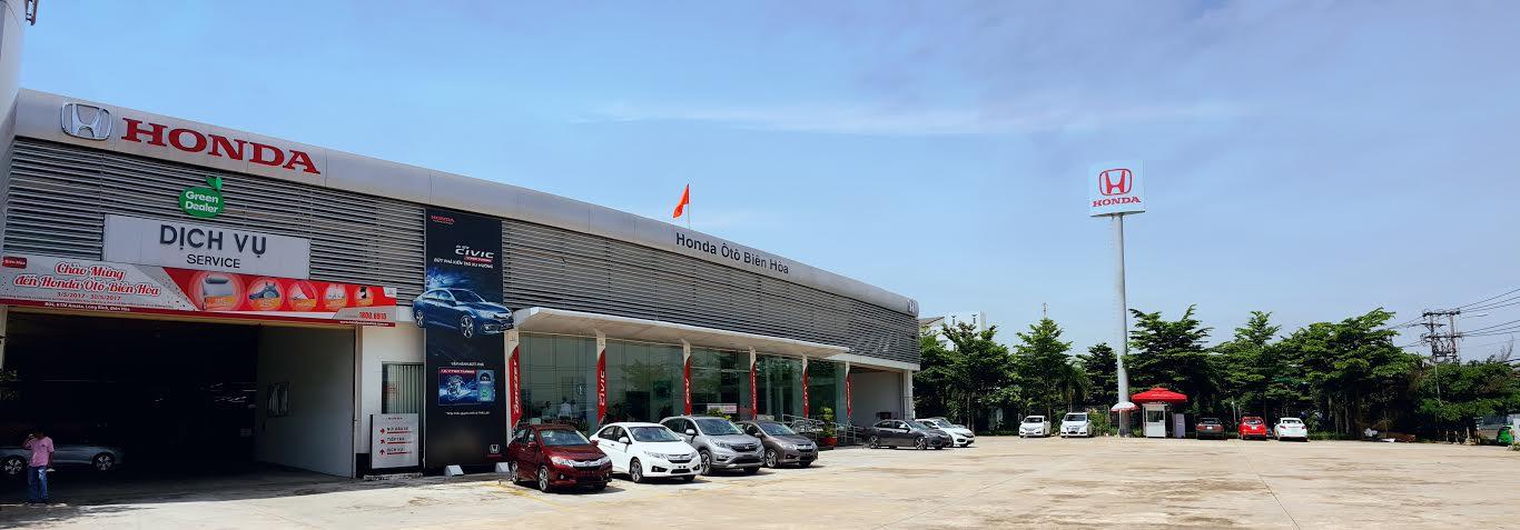 Honda Biên Hòa